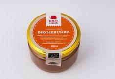 Ježkův statek Bio výběrový džem Meruňka 250 g