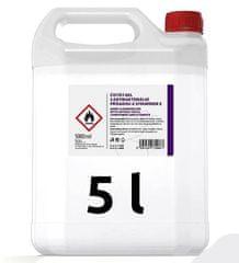 EXCELLENT Čistící gel na ruce s antibakteriální přísadou a vitaminem E 5 l