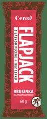 Cereabar Flapjack brusinkový bez lepku 60g