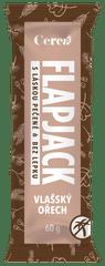 Cereabar Flapjack vlašský orech bez lepku 60g