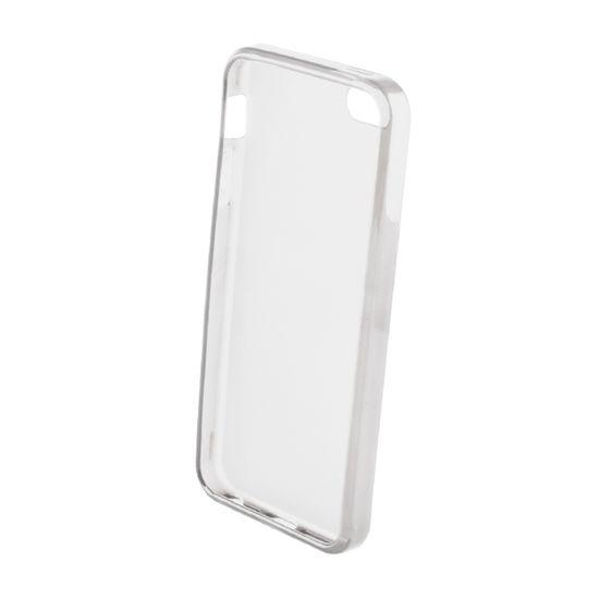 OEM Silikonový obal Back Case Ultra Slim 0,3mm pro Samsung Galaxy Core 2 G355 - transparentní
