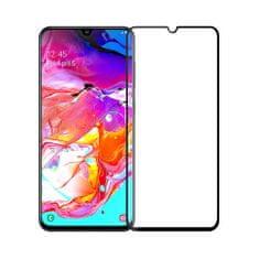 OEM Full-Cover 3D tvrzené sklo pro Samsung Galaxy A70 A705F - transparentní