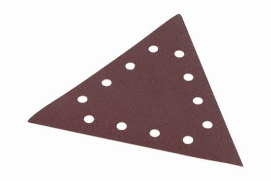 Kreator KRT232506 - 5x Trojúhelníkový brusný papír 3x285 - G100