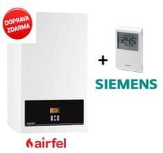 Airfel PREMIX 24 CD , výkon 3,7 - 24,8 kW, průtokový ohřev TUV