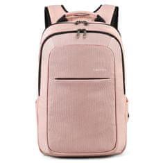 Tigernu Dámský studentský batoh 3090B Růžový 22,5 l