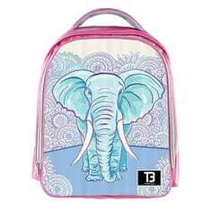 TopBags Dívčí dětský batoh COOLAST Elephant 11 l