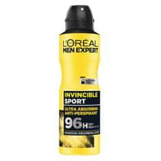 Loreal Paris Men Expert Invincible Sport 96h antiperspirant, sprej, 150 ml