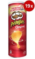 PRINGLES Original čips, 19 x 165 g