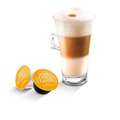 NESCAFÉ Dolce Gusto Latte Macchiato káva v kapsuliach