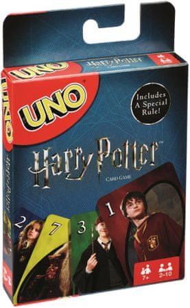 Mattel gra karciana UNO Harry Potter