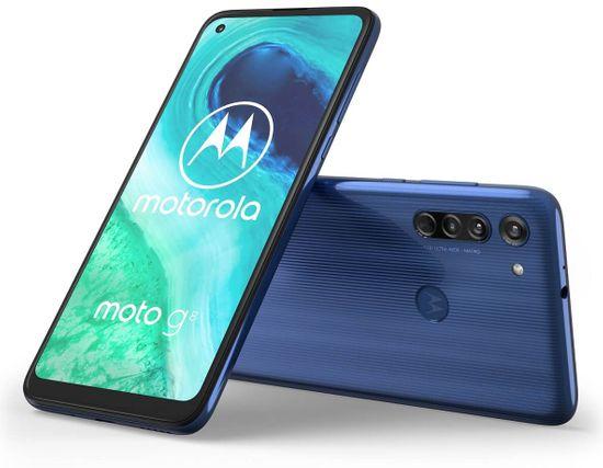 Motorola G8, 4GB/64GB, Neon Blue