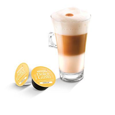 NESCAFÉ Dolce Gusto Latte Macchiato Vanilla káva v kapsulách