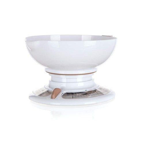 Banquet Váha kuchyňská CULINARIA WHITE 3 kg - rozbaleno