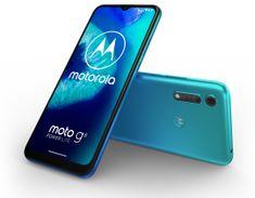 MOTOROLA G8 Power Lite, 4GB/64GB, Arctic Blue
