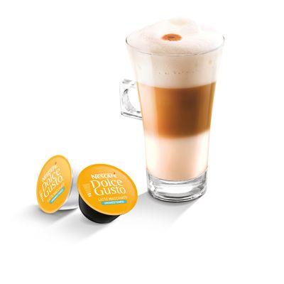 NESCAFÉ Dolce Gusto Latte Macchiato Unsweetened káva v kapsulách
