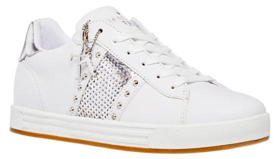 Trussardi Jeans dámske tenisky 79A00474-9Y099999 40 biela