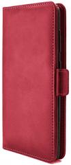 EPICO Elite Flip Case maska za Huawei P40 Lite E, preklopna, crvena