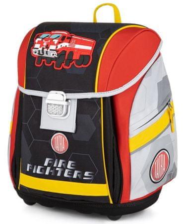 Karton P+P Premium Light Gasilec anatomska školska torba