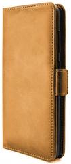 EPICO ELITE FLIP CASE Huawei P40 Lite / Nova 47811131400003, světle hnědá