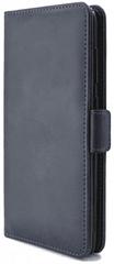 EPICO Elite Flip Case maska za Huawei P40 Lite/Nova 6SE, preklopna, tamno plava