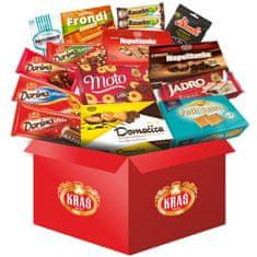 Kraš Skupaj v vsem družinski sladki paket