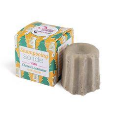 Lamazuna Tuhý šampon pro normální vlasy - borovice (55 g) - šetří přírodu i peněženku