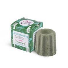 Lamazuna Tuhý šampon pro mastné vlasy - divoká tráva (55 g) - šetří přírodu i peněženku