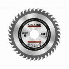 Kreator KRT020435 - Pílový kotúč na drevo 115mm, 40T