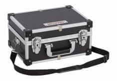 Kreator KRT640106B - Hliníkový kufr 320x230x160mm černý
