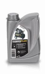 PowerPlus POWOIL012 - Olej do kompresorů 1l