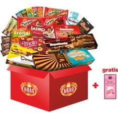 Kraš Skupaj v vsem Premium sladki paket