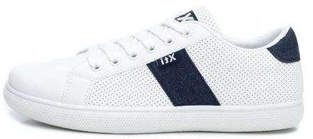XTI férfi sportcipő 49682, 41, fehér