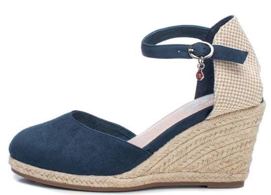 XTI dámske sandále 49730 41 tmavomodrá