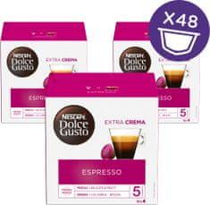 NESCAFÉ kawa w kapsułkach Dolce Gusto® Espresso, 3 szt.