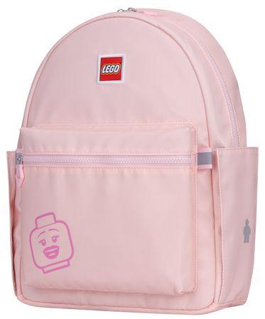 LEGO plecak Tribini JOY, pastelowy róż