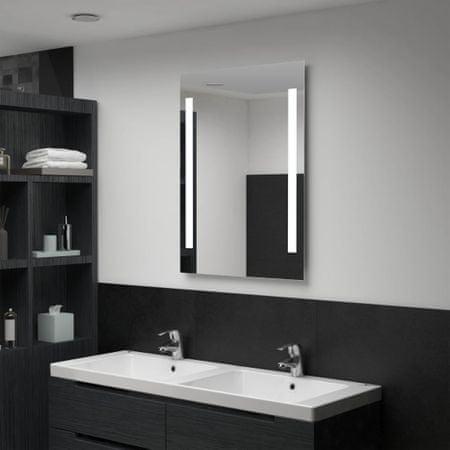 shumee LED-es fürdőszobai falitükör 60 x 80 cm