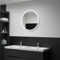 shumee Koupelnové zrcadlo s LED osvětlením 60 cm