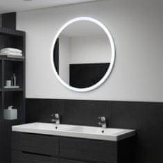 shumee Kúpeľňové LED zrkadlo 80 cm