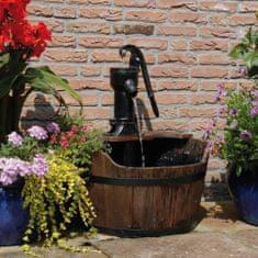 Ubbink Zahradní dřevěný sud na vodu
