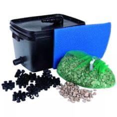 Ubbink Set jezírkové filtrace FiltraPure 2000 16 l 1355965