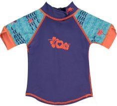 Pop-in otroška majica z UV filtrom Manta Ray