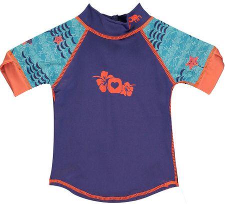 Pop-in otroška majica z UV filtrom Manta Ray, XXXL, večbarvna