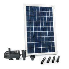 Ubbink SolarMax 600 Súprava so solárnym panelom a čerpadlom 1351181