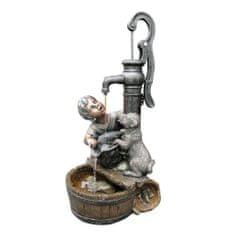 Ozdoba wodna Acqua Arte - zestaw Regina 1387045