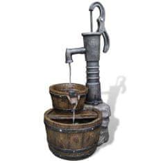 Ozdobna pompa wodna Acqua Arte Las Vegas 1387064
