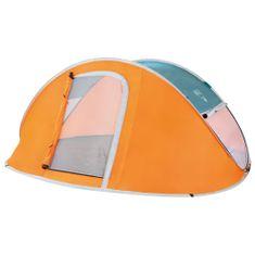 Pavillo Stan Nucamp pro 3 osoby oranžový 68005