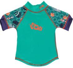 Pop-in dziecięca koszulka z filtrem UV Hummingbird