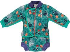 Pop-in otroški kopalni pajac z dolgimi rokavi Hummingbird