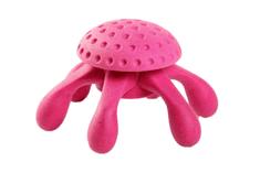 KIWI WALKER Úszó polip TPR habból rózsaszín, 20 cm