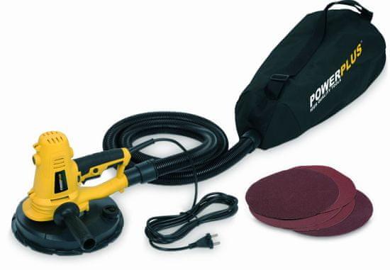 PowerPlus POWX0478 - Bruska na sádrokarton 1220W